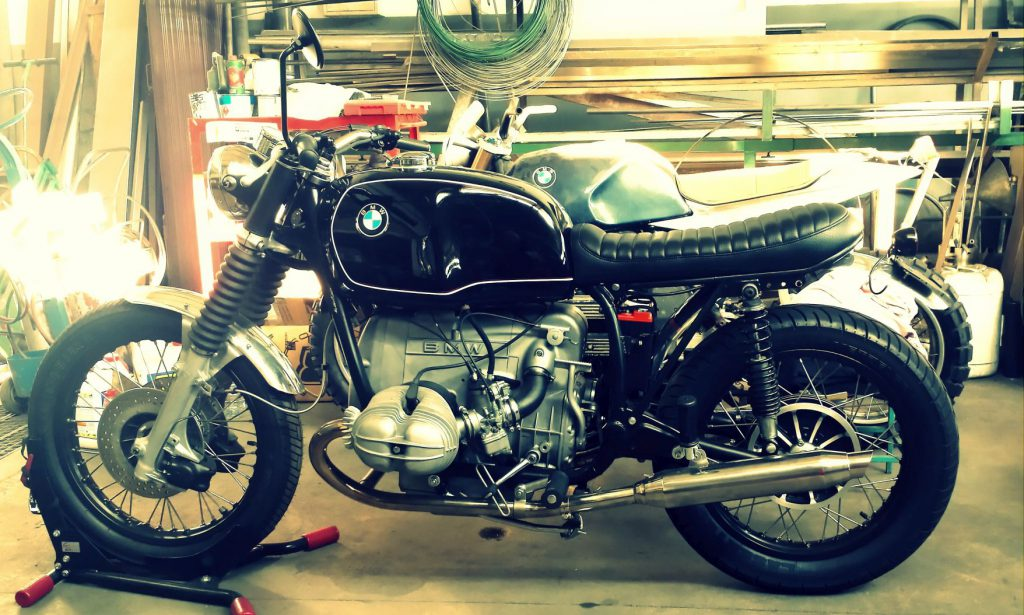 Oporto Motorworks - Motorbikes, riding machines, restore, custom-build